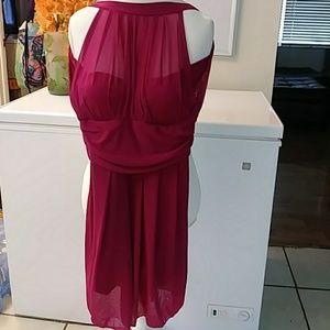 Niry one piece swimsuit Large NWT